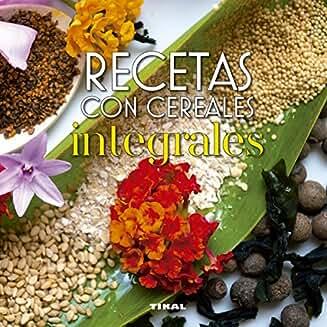 Recetas con cereales integrales book jacket
