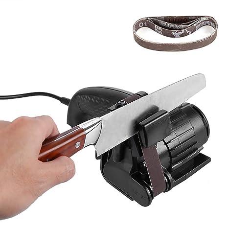 MBEN Afilador de Cuchillos Profesional eléctrico, Cuchillo ...