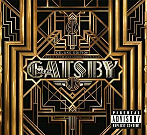 Pop CD, Movie The Great Gatsby O.S.T(+7 Bonus track Deluxe Edition)[002kr]