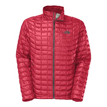 cbc0589474 THE NORTH FACE Veste Veste isolée Thermoball Full Zip – TNF Rouge, Homme,  Thermoball