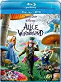 アリス・イン・ワンダーランド ブルーレイ+DVDセット [Blu-ray]
