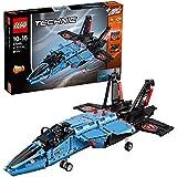 LEGO Technic 42066 - Set Costruzioni Jet da Gara