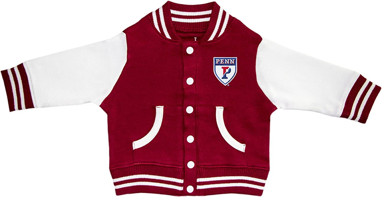 University of Pennsylvania Penn Shield Varsity Jacket