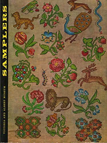 Victoria Sampler - Samplers:  Victoria and Albert Museum  (Large Picture Book #14))