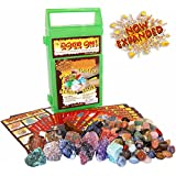 ROCK ON! Geology Game with Rock & Mineral Collection Kit - NOW EXPANDED