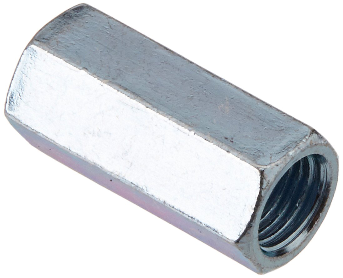Hard-to-Find Fastener 014973322175 Coupling Nuts, 3/8-24, Piece-5