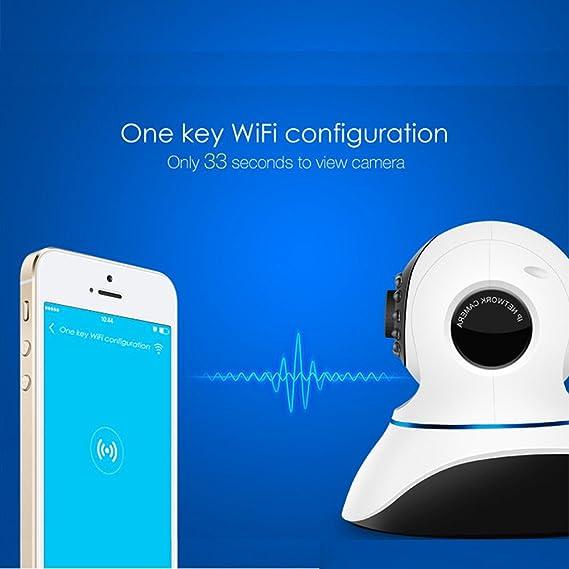 OBO HANDS Cámara de Seguridad para el Hogar Wifi Dome Ip ...