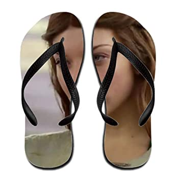 1db7536f0c3 Natalie Dormer As Margerie Tyrell Men Colorful Flip Flop Rubber 6 B(m) Us  Eugenpatri  Amazon.ca  Sports   Outdoors