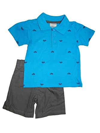 3a97fa537 Amazon.com: Buster Brown Baby Boys Polo and Shorts: Clothing