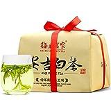 【2018年新茶上市】梅府茗家茶叶 绿茶鲜甜 安吉白茶明前特级正宗原产地 古法纸包实惠装100g