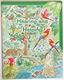 ''Hearing and Helping'' - Rod and Staff Preschool Workbook G-H-I Series