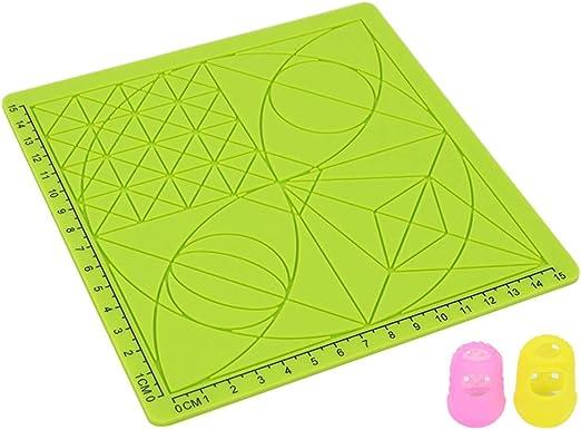 Mesa de Dibujo 3D Bolígrafo Accesorio Infantil Silicona Tapete ...
