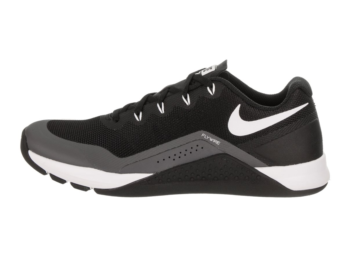 NIKE Women's Metcon Repper DSX Cross Trainer B01LPPWMCM 12 B(M) US|Black/White-dark Grey
