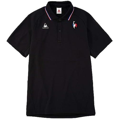 le coq sportif サンスクリーンエアスタイリッシュ半袖ポロシャツ