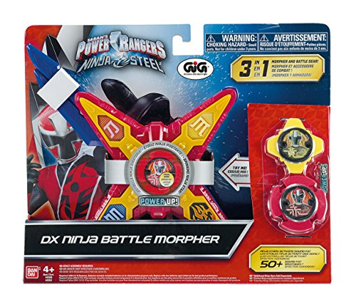 Giochi Preziosi - Power Ranger Ninja Steel, Ninja Battle ...