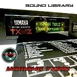 YAMAHA TX81Z Huge Sound Library & Editors on CD
