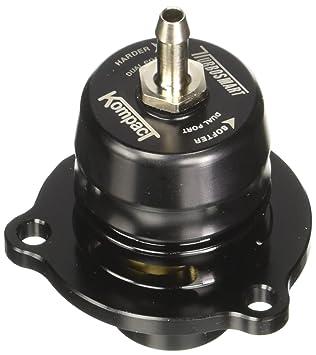 Turbosmart TS-0203-1061 BOV Kompact - Válvula de descarga de doble puerto