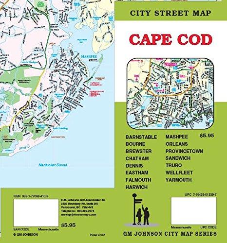 Ma Street Map - 2