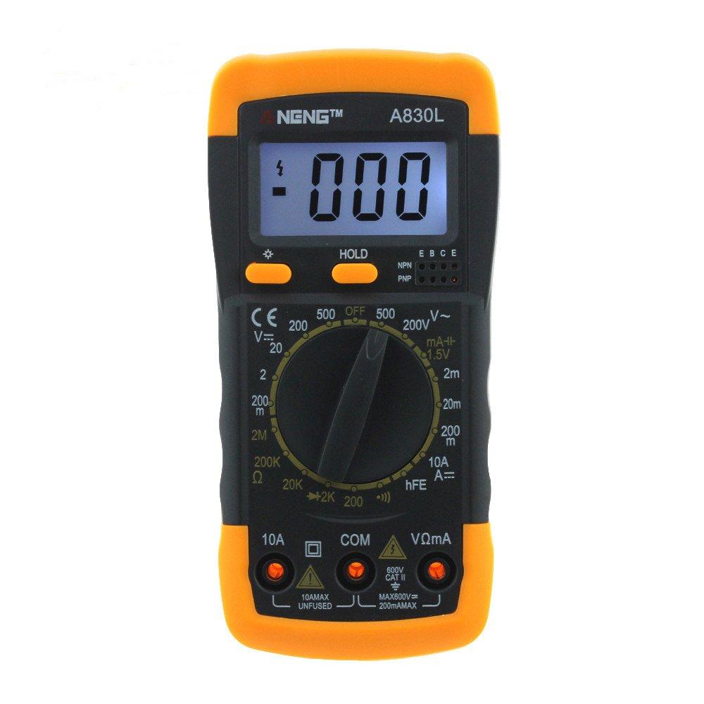 Multimè tre numé rique LCD multimè tre numé rique DC AC Tension diode Freguency multimè tre Shenzhen STYHOMSUN Technologys Co. L Td