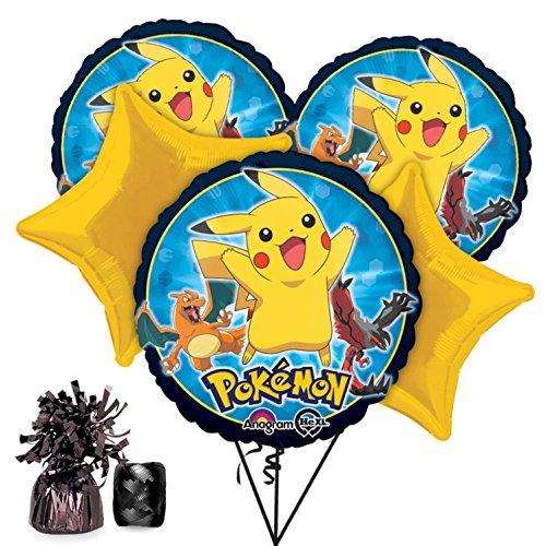 Costume Supercenter BBBK143 Pokemon Balloon Kit -