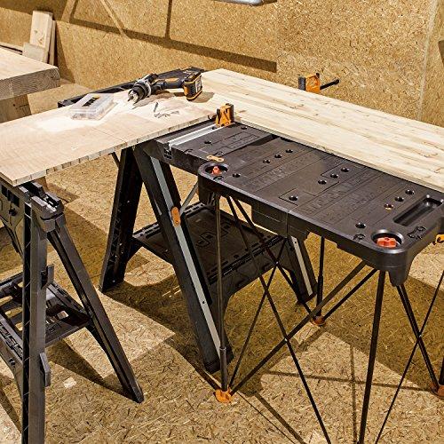 WORX WX066 Sidekick Portable Work Table by Worx (Image #11)