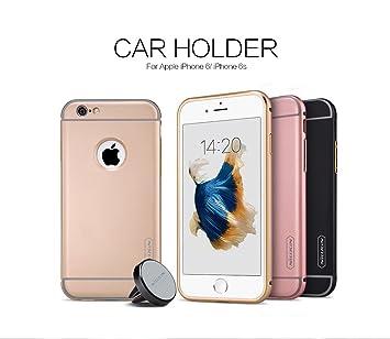 Nillkin Car Holder - Carcasa adaptador para coche - Sujetador de GPS para iPhone 6 y