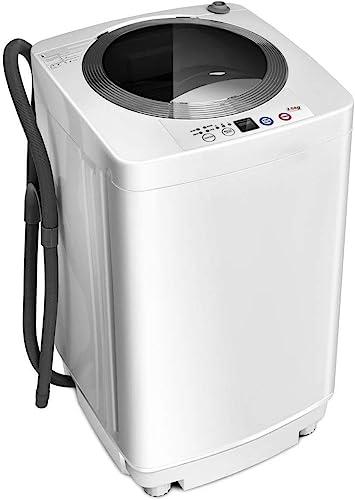 Amazon.com: Lavadora completa automática portá ...