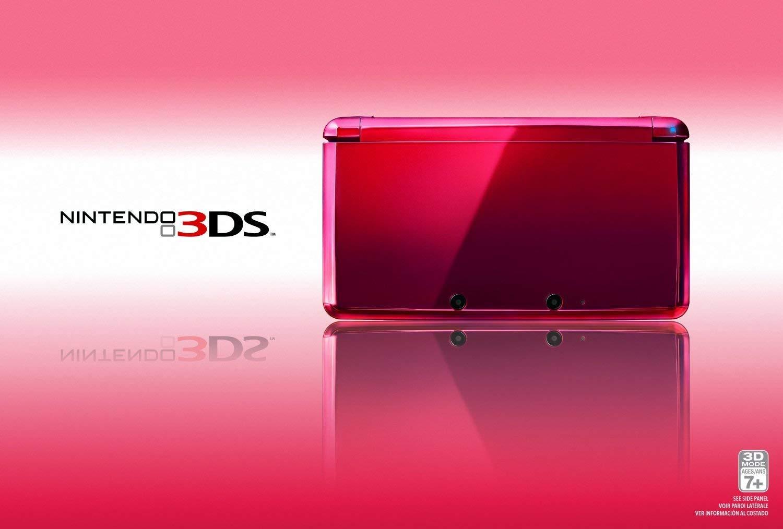닌텐도 3DS-불꽃 레드(갱신)