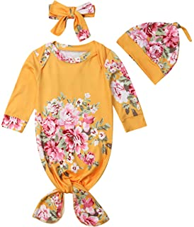 ad7f35a3e Amazon.com  Baby Girl Clothes Newborn Infant Girl Take Home Outfit ...