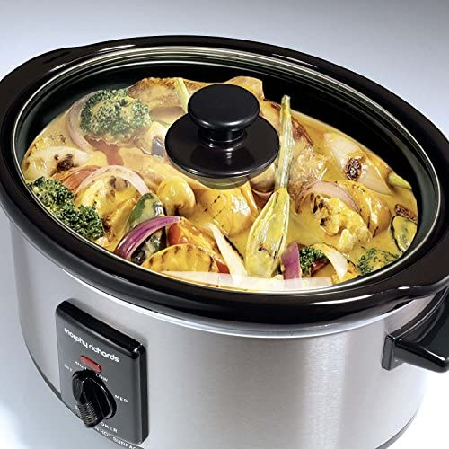 Slow Cooker - Robot de Cocina (48709A): Amazon.es