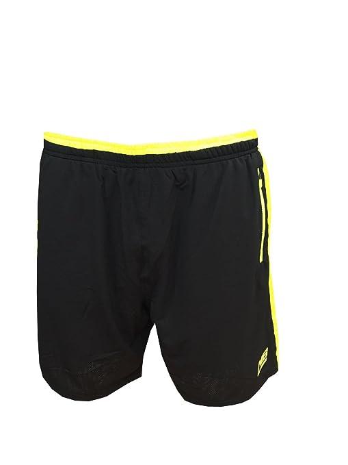 Nb Enebe - Fluor Lavers Short, Color Negro, Talla XL: Amazon ...
