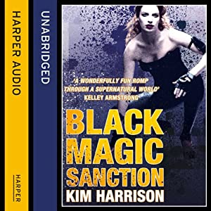 Rachel Morgan: The Hollows (8) - Black Magic Sanction Audiobook