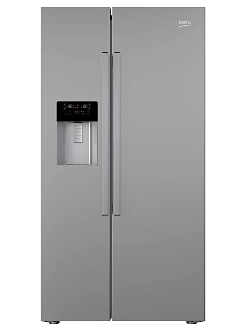 Frigorifico Side by Side Beko GN162330XB: 791.15: Amazon.es: Hogar