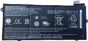 BOWEIRUI AP13J4K (11.4V 45Wh 3920mAh) Laptop Battery Replacement for Acer Chromebook C720 C720P C740 KT00304001 Series Notebook AP13J3K 3ICP5/65/88