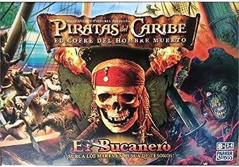 Hasbro Piratas del Caribe : El Bucaner: Amazon.es: Juguetes y juegos