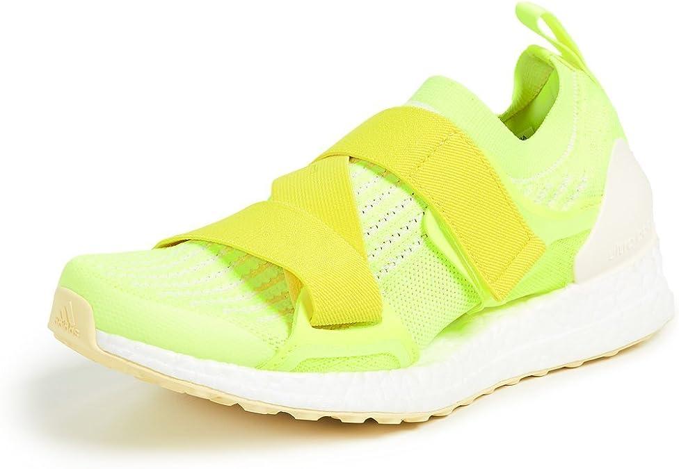 adidas by Stella McCartney Ultraboost X - Zapatillas deportivas para mujer, Amarillo (amarillo solar/amarillo/sol neblina), 35 EU: Amazon.es: Zapatos y complementos