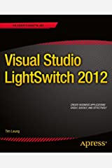 Visual Studio Lightswitch 2012 Kindle Edition