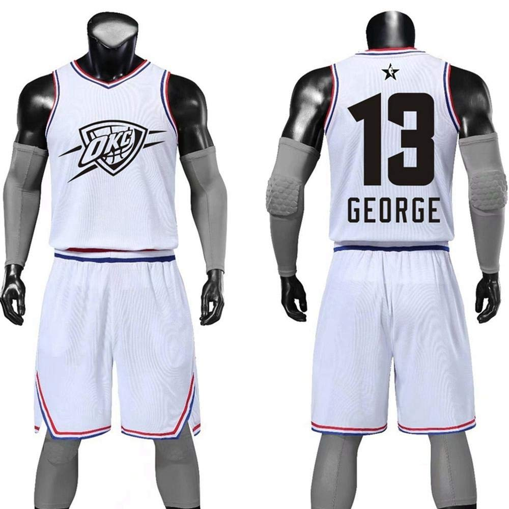 best website a581a dc077 T-shirt NBA Fan Jersey All-star Basketball Suit Stephen ...