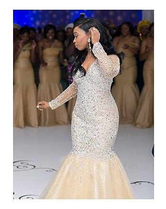 Wedding Bling Dress