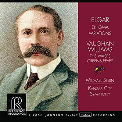 Enigma Variations: The Wasps / Greensleeves