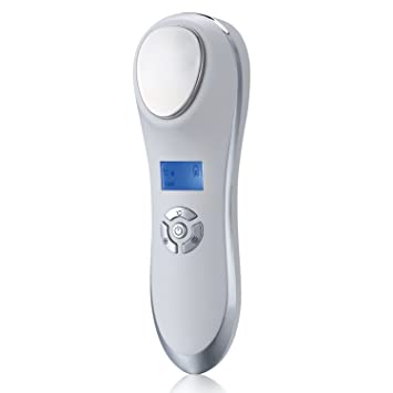 Ultrasonic beauty facial massager hs3040