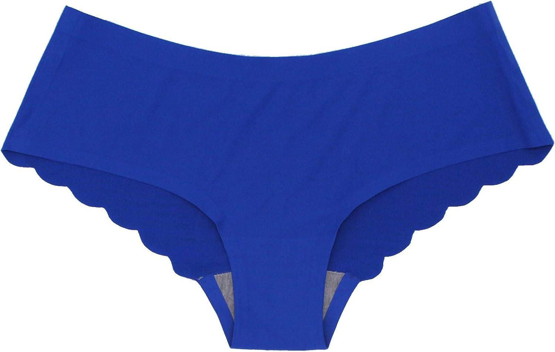 SHEKINI Bragas Invisibles sin Costuras Estilo Bikini de Cintura ...
