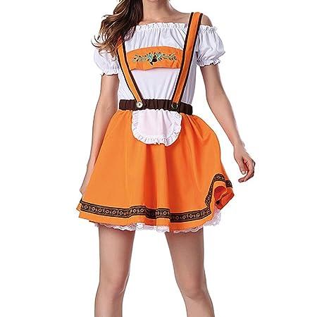 UFODB 2019 - Conjunto de traje de Oktoberfest para hombre, 3 ...