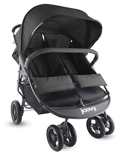 best Joovy Scooter X2 Double Stroller, Black