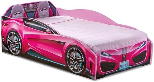 Cilek Spyder Race Car Toddler Bed Frame