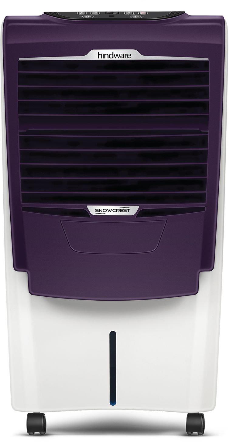 Hindware 165 Snowcrest 24 HE Personal CP-172402HPP 24-Litre Air Cooler with Remote (Premium Purple)