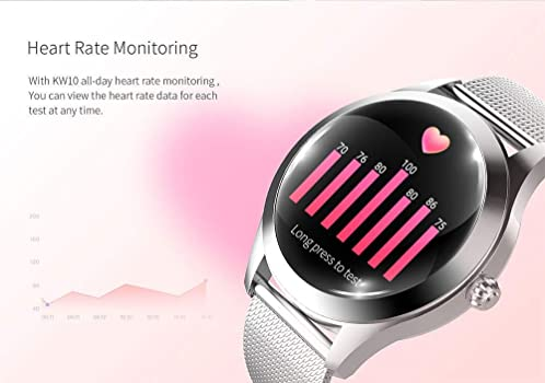Relojes Inteligentes X100 Kw10 Bluetooth Smart Watch Heart ...