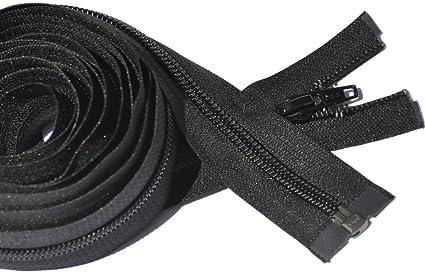 Nylon cremallera YKK 5 – LT peso saco de dormir o tienda de campaña cremallera que