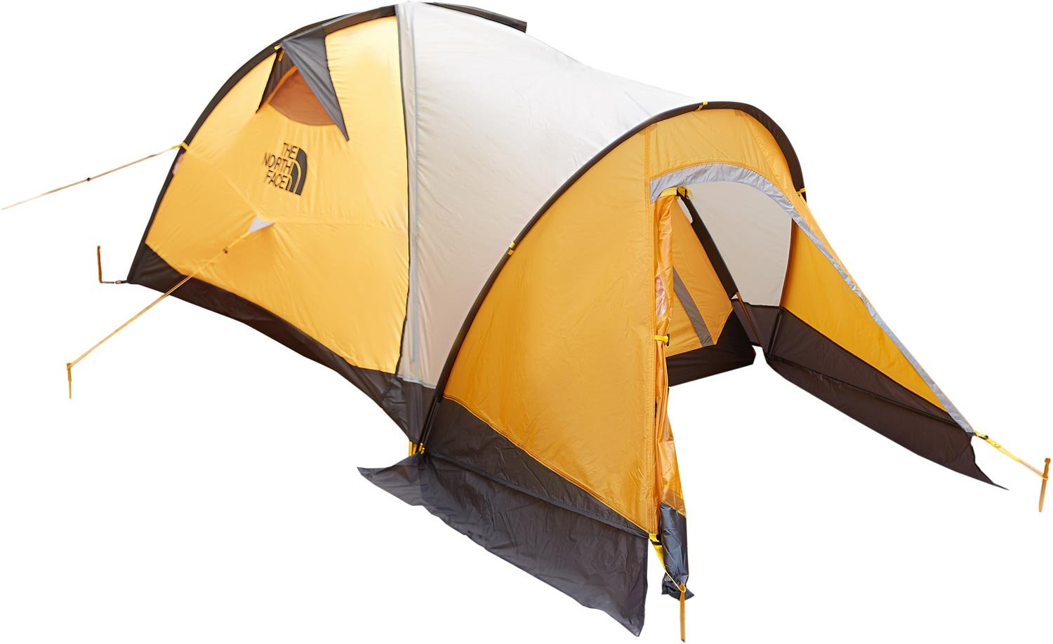 The North Face Summit Series Assault 2 Tent Summit Gold/Asphalt Grey by The North Face (Image #3)