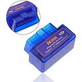 iKKEGOL® Mini V1.5 Bluetooth Wireless OBD-II OBD2 Auto Car Diagnostic Scan Tool Android / Droid / Torque (Super Mini)